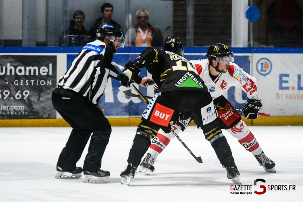 Hockeysurglace Rouen Vs Amiens Kevin Devigne Gazettesports 37