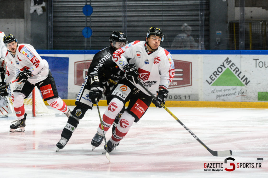 Hockeysurglace Rouen Vs Amiens Kevin Devigne Gazettesports 39