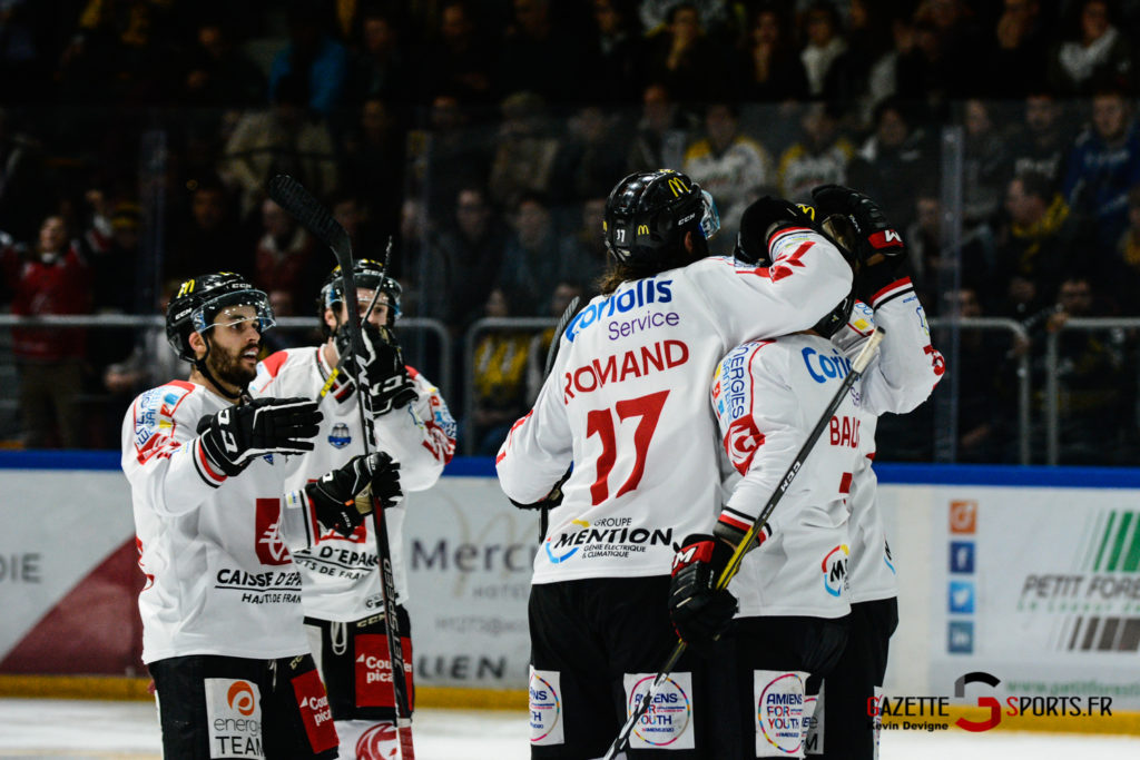 Hockeysurglace Rouen Vs Amiens Kevin Devigne Gazettesports 40