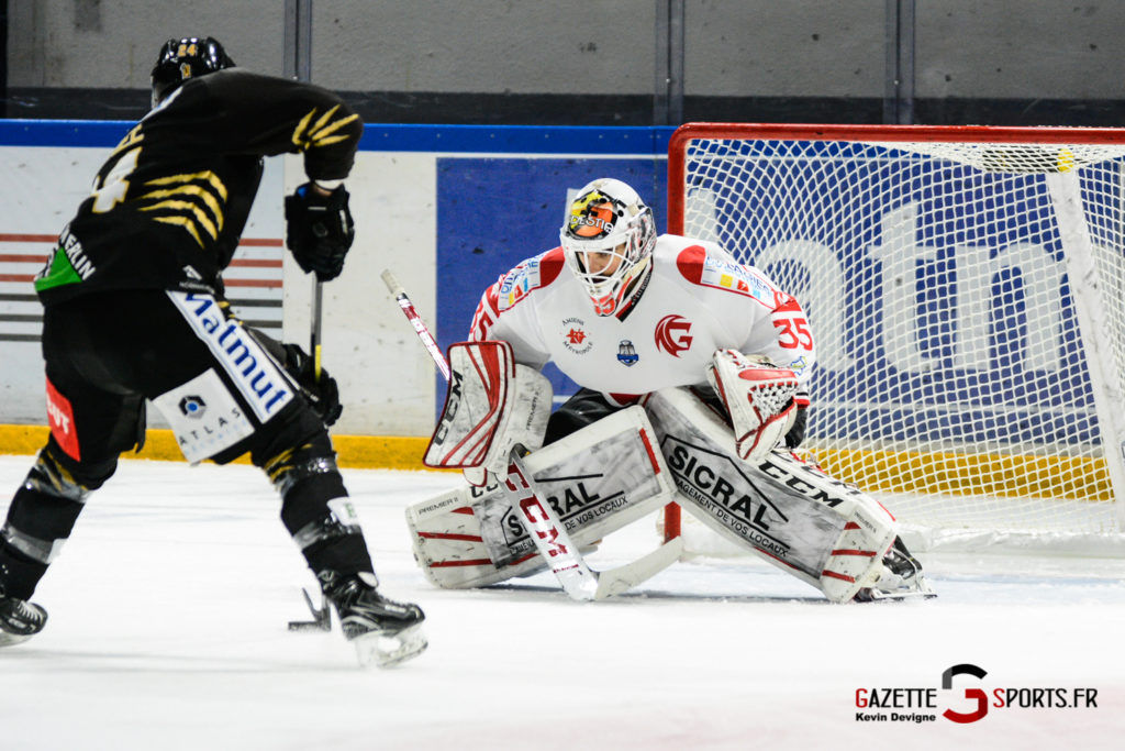 Hockeysurglace Rouen Vs Amiens Kevin Devigne Gazettesports 45