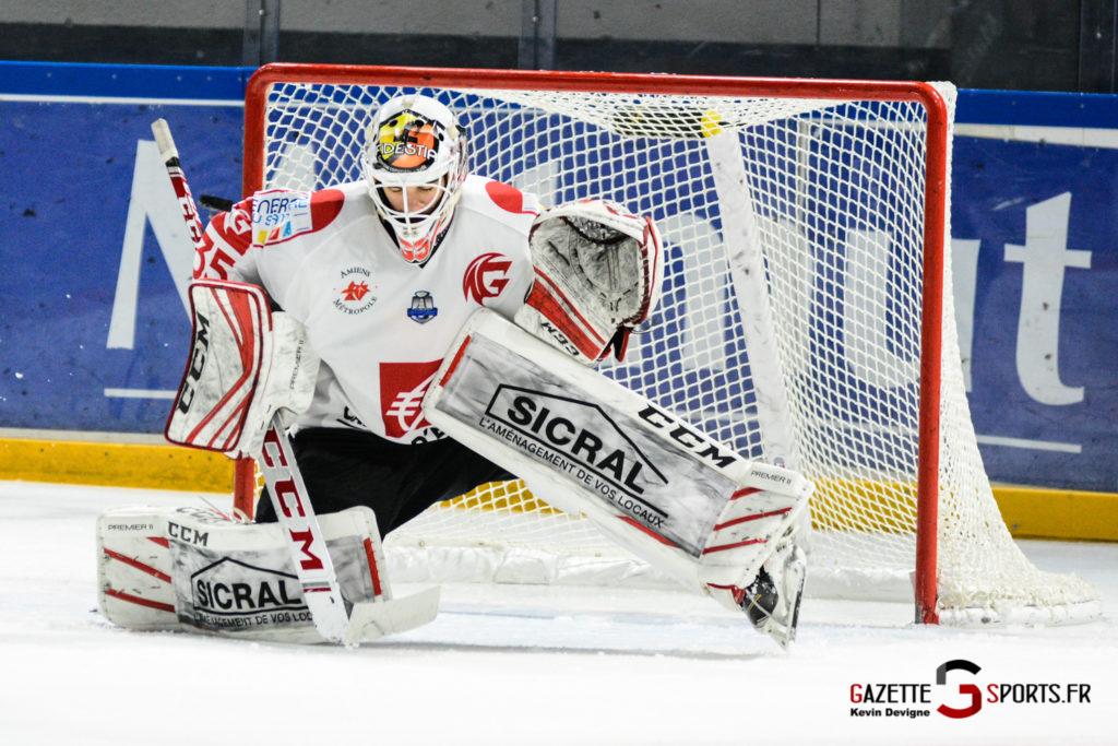 Hockeysurglace Rouen Vs Amiens Kevin Devigne Gazettesports 47