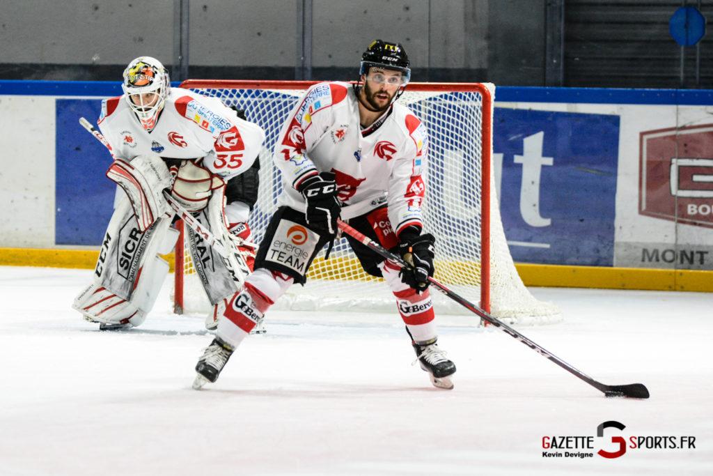 Hockeysurglace Rouen Vs Amiens Kevin Devigne Gazettesports 48