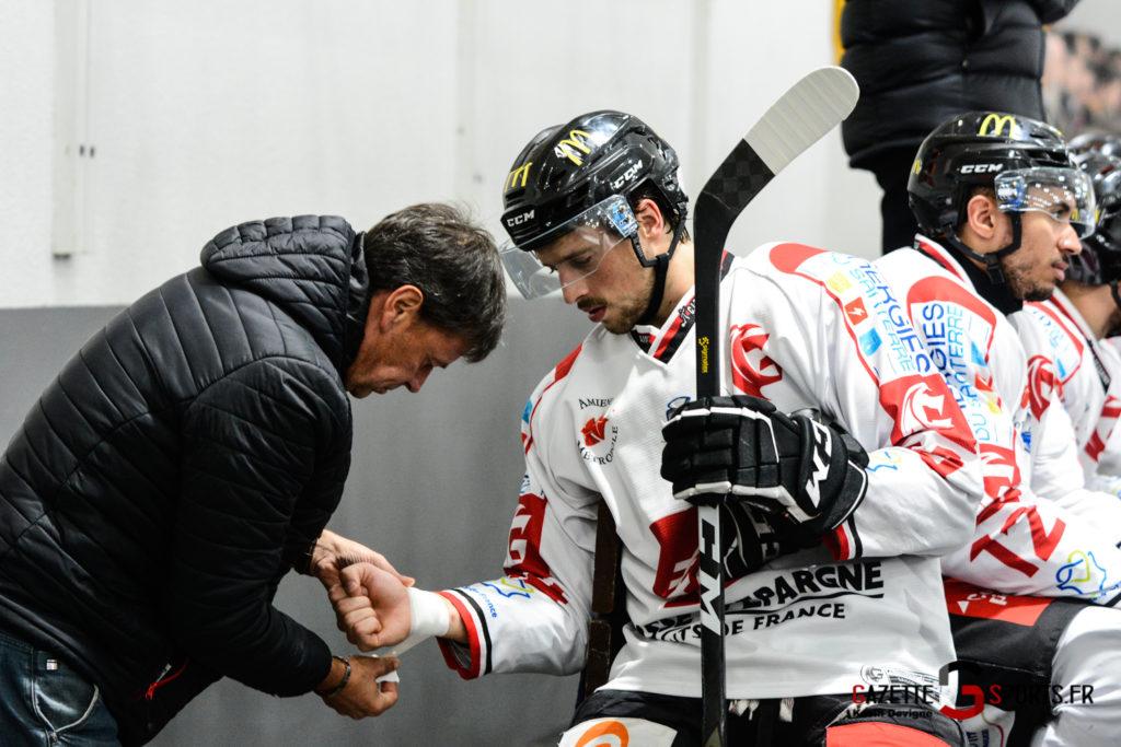 Hockeysurglace Rouen Vs Amiens Kevin Devigne Gazettesports 49
