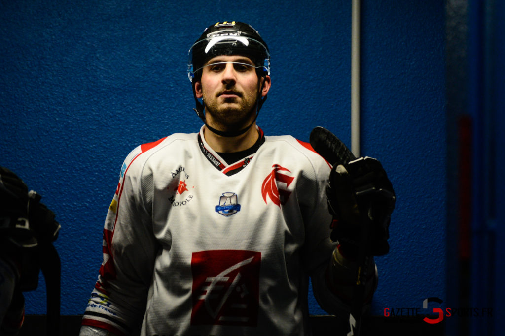 Hockeysurglace Rouen Vs Amiens Kevin Devigne Gazettesports 5