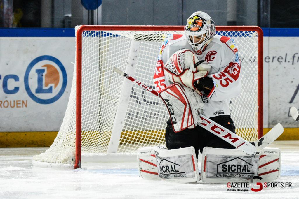 Hockeysurglace Rouen Vs Amiens Kevin Devigne Gazettesports 50