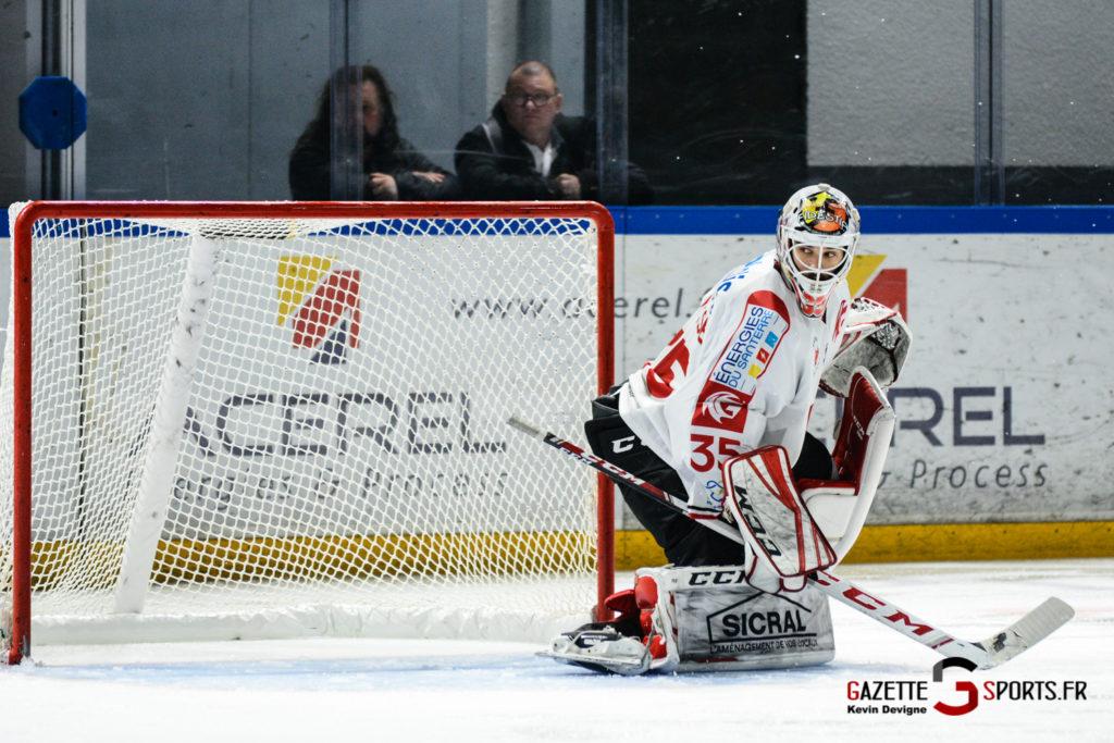 Hockeysurglace Rouen Vs Amiens Kevin Devigne Gazettesports 53