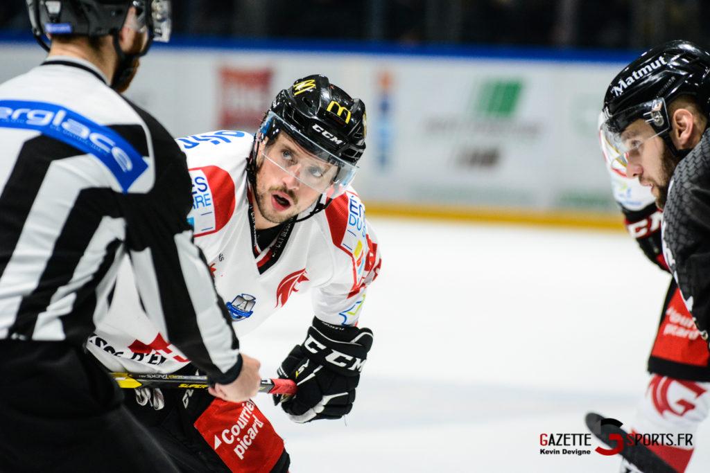 Hockeysurglace Rouen Vs Amiens Kevin Devigne Gazettesports 55