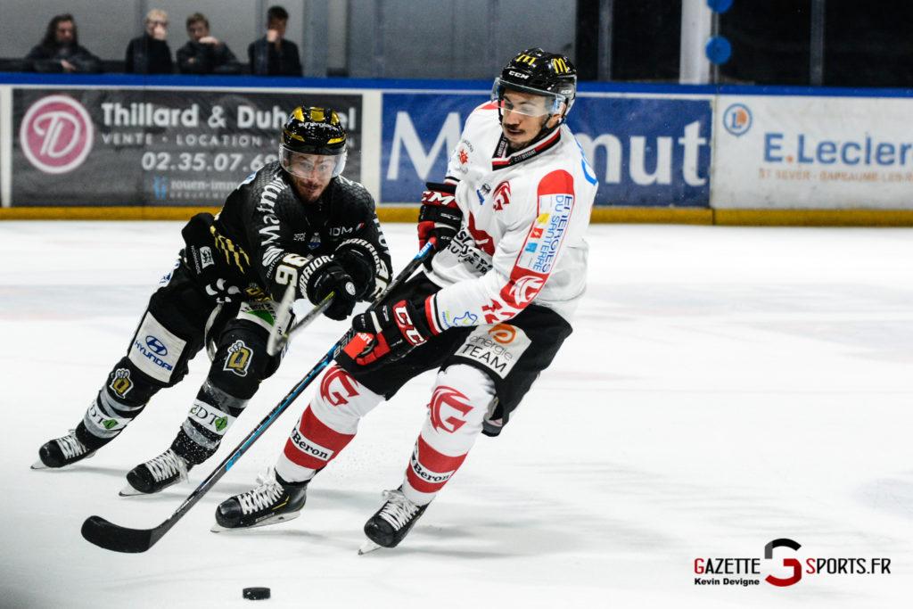 Hockeysurglace Rouen Vs Amiens Kevin Devigne Gazettesports 58