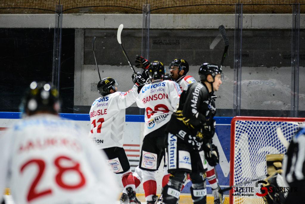 Hockeysurglace Rouen Vs Amiens Kevin Devigne Gazettesports 59