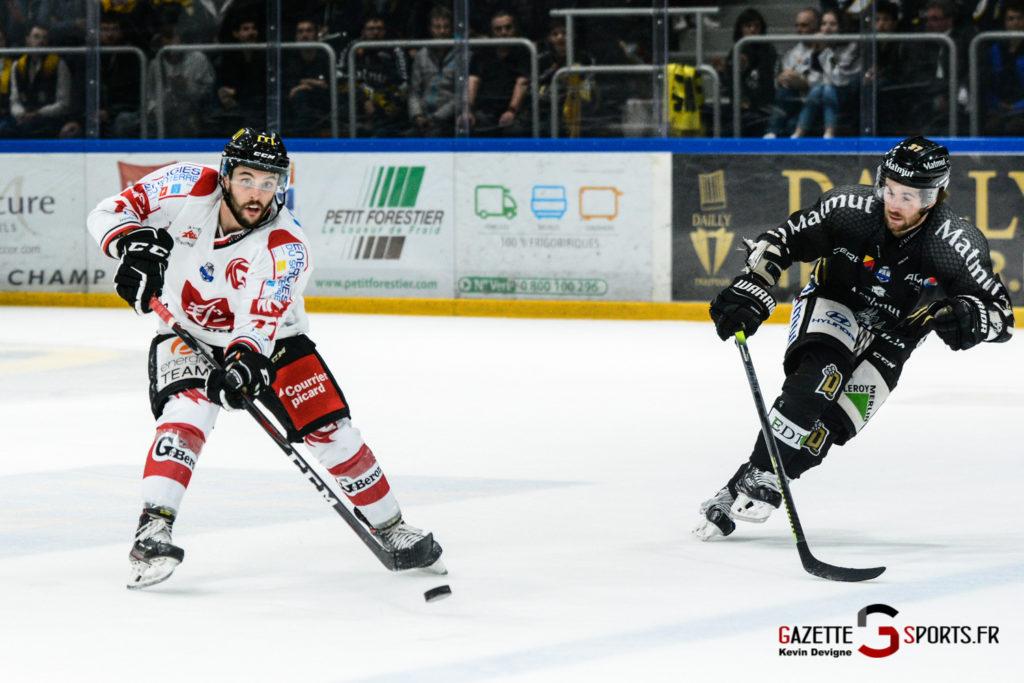 Hockeysurglace Rouen Vs Amiens Kevin Devigne Gazettesports 61