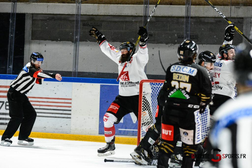 Hockeysurglace Rouen Vs Amiens Kevin Devigne Gazettesports 62