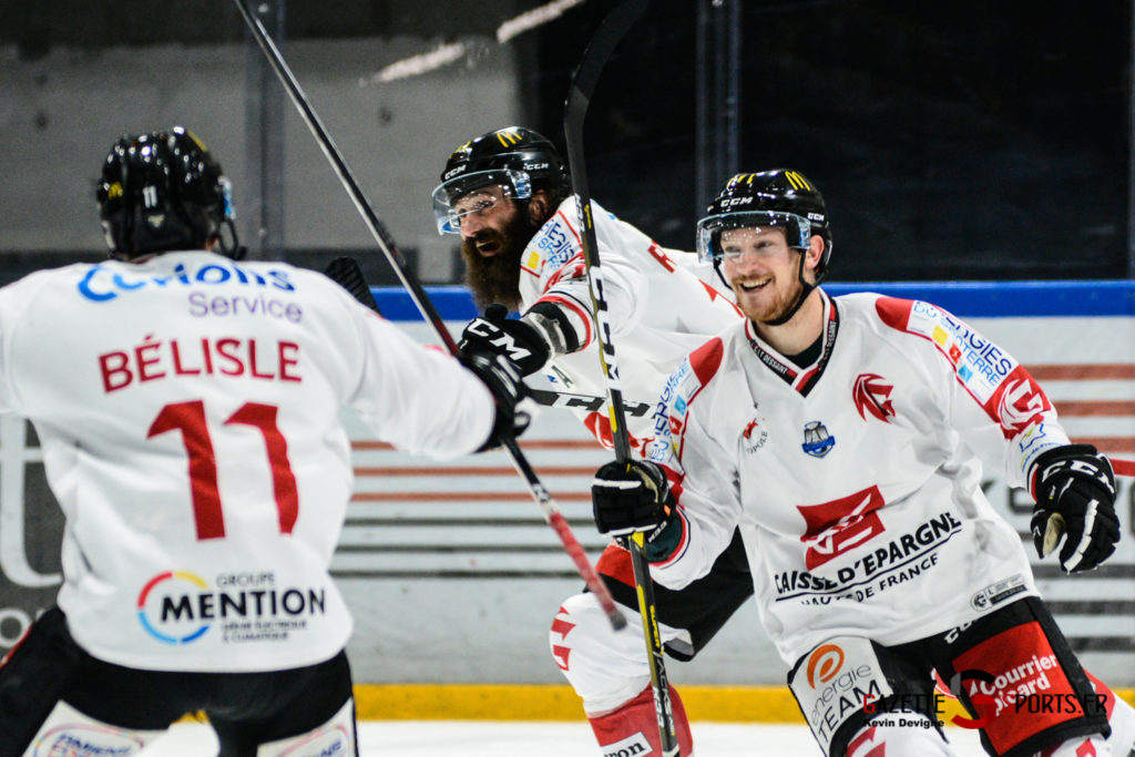 Hockeysurglace Rouen Vs Amiens Kevin Devigne Gazettesports 63