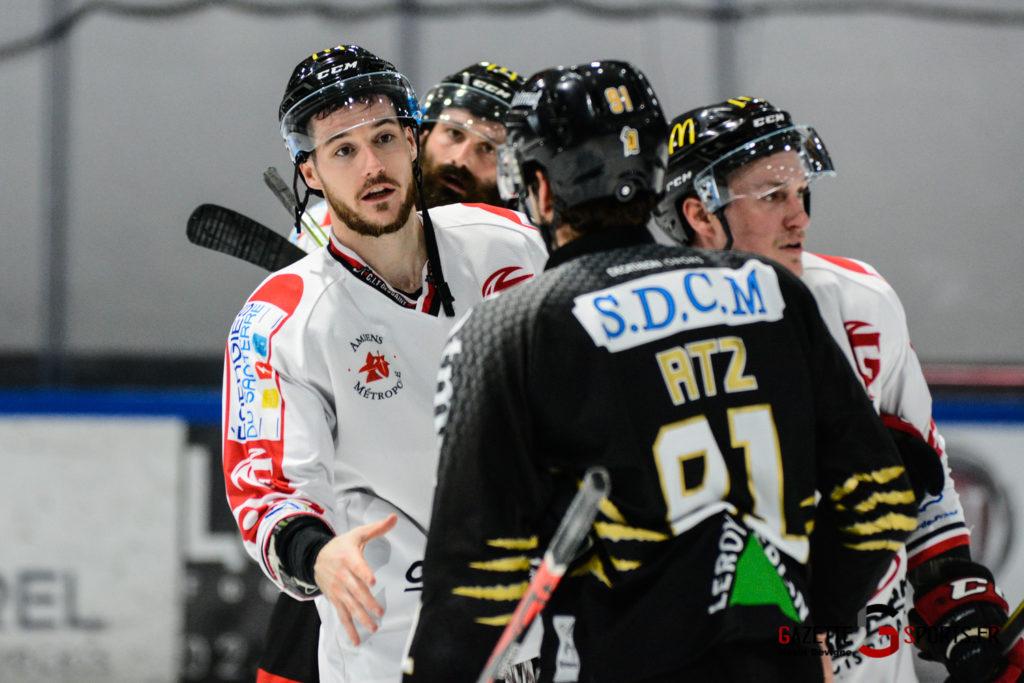 Hockeysurglace Rouen Vs Amiens Kevin Devigne Gazettesports 66