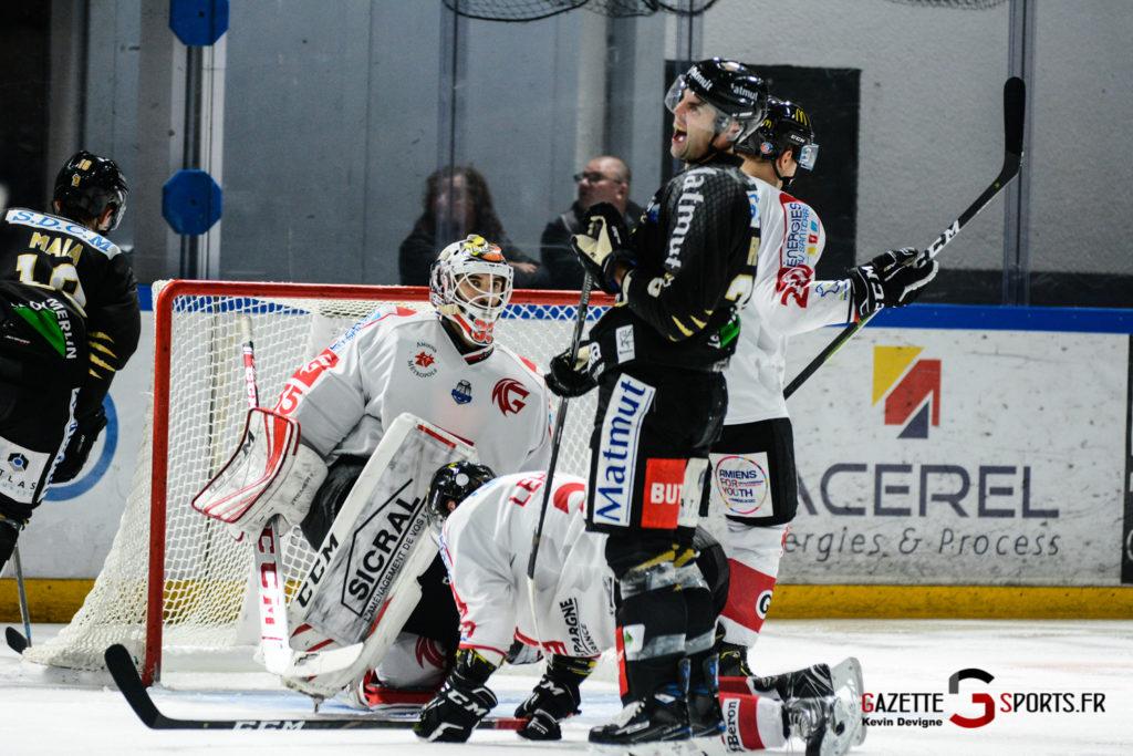 Hockeysurglace Rouen Vs Amiens Kevin Devigne Gazettesports 74