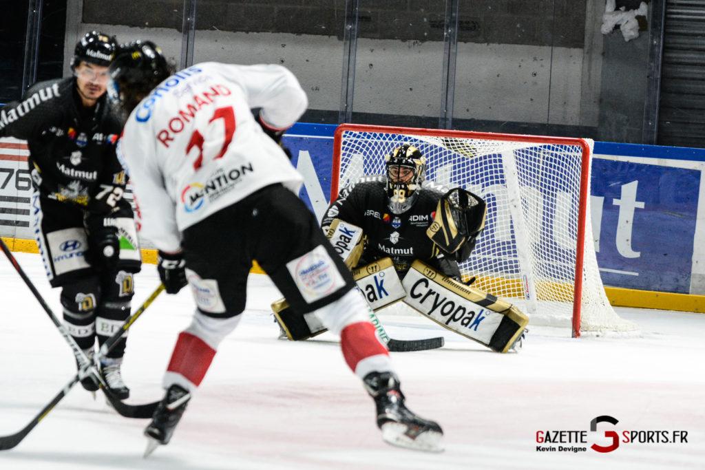 Hockeysurglace Rouen Vs Amiens Kevin Devigne Gazettesports 75