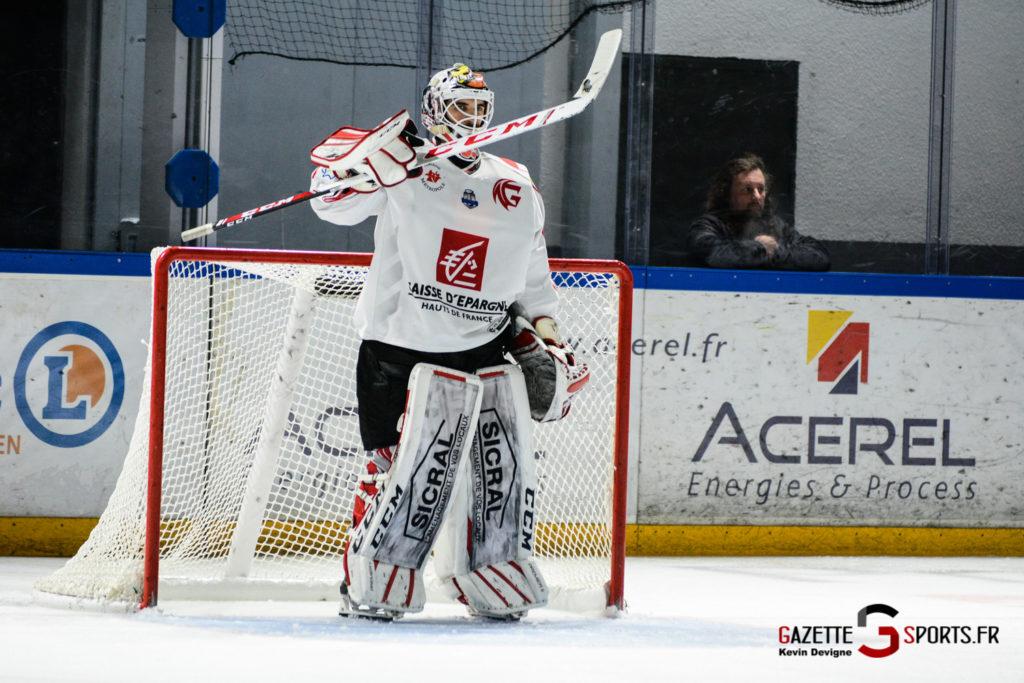 Hockeysurglace Rouen Vs Amiens Kevin Devigne Gazettesports 76
