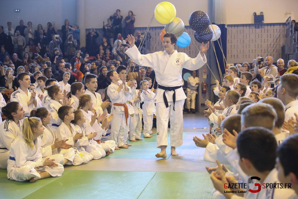 Judo Les Mercredi Hall 4 Chenes Lucie Louette 0001 Leandre Leber Gazettesports