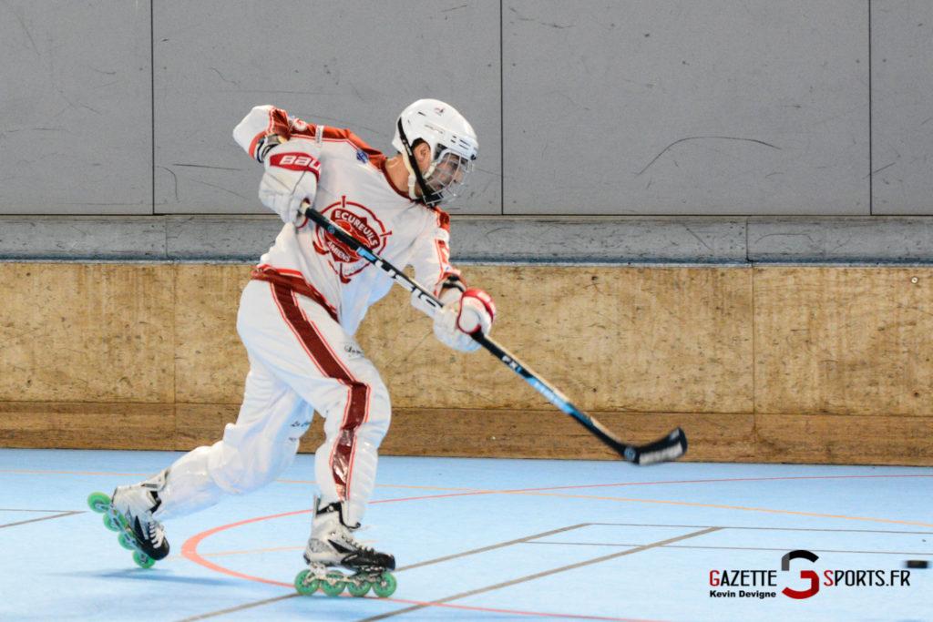 Rollerhockey Ecureuils Vs Pont De Metz Kevin Devigne Gazettesports 12