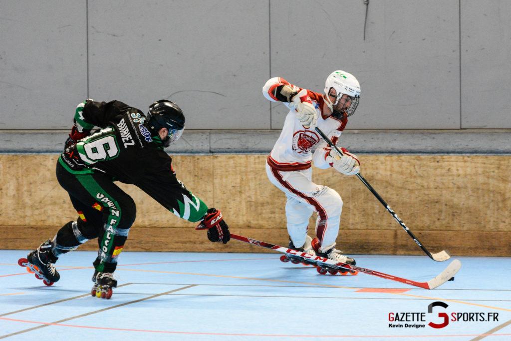 Rollerhockey Ecureuils Vs Pont De Metz Kevin Devigne Gazettesports 15
