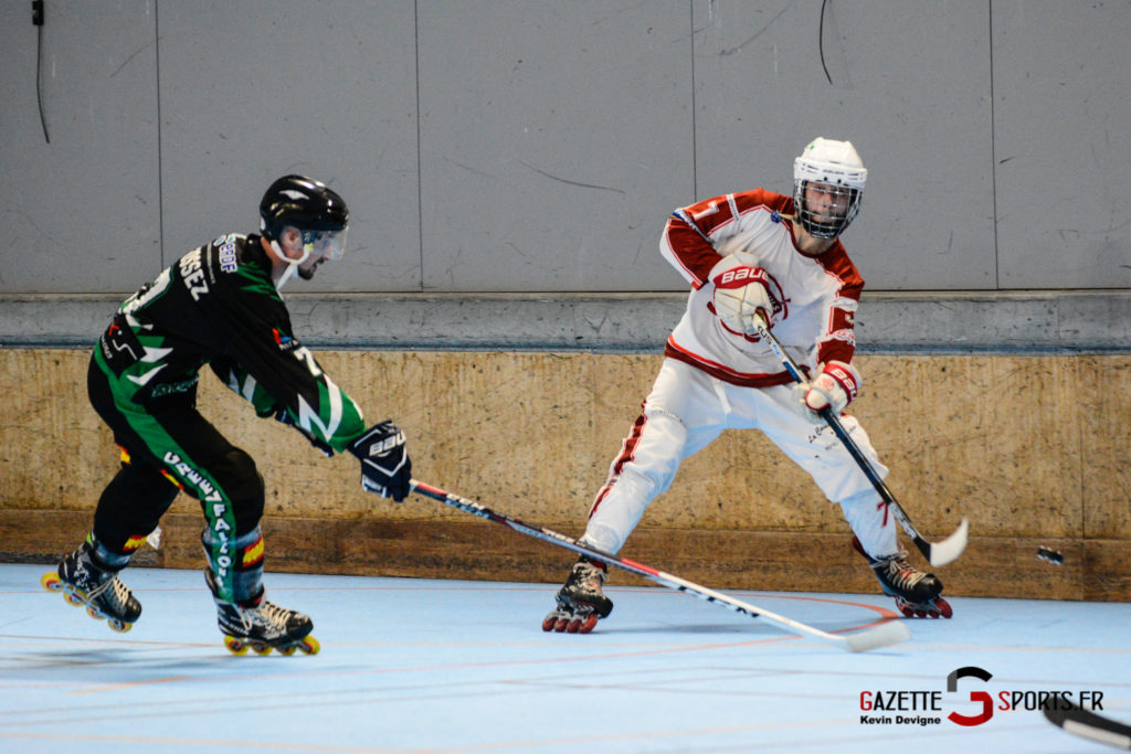 Rollerhockey Ecureuils Vs Pont De Metz Kevin Devigne Gazettesports 21