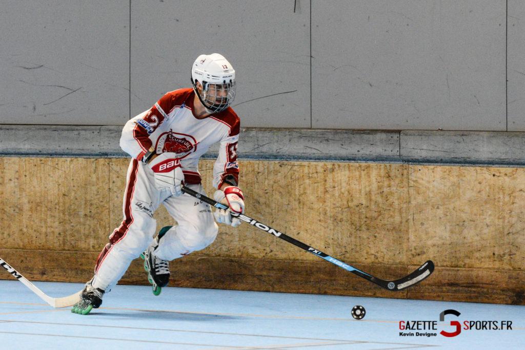 Rollerhockey Ecureuils Vs Pont De Metz Kevin Devigne Gazettesports 24