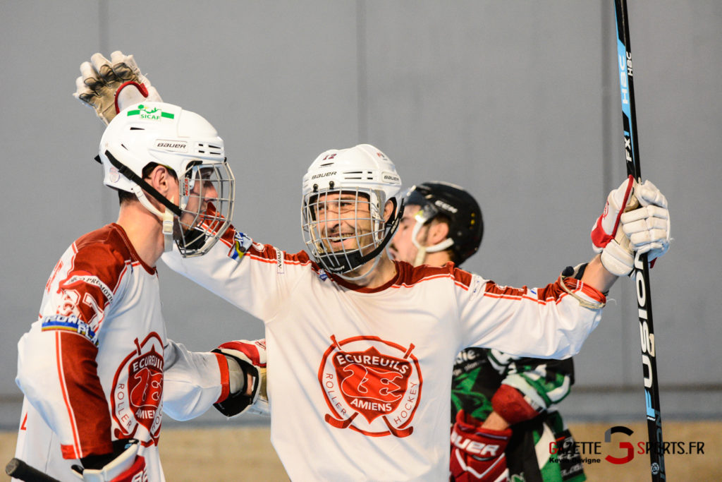 Rollerhockey Ecureuils Vs Pont De Metz Kevin Devigne Gazettesports 25