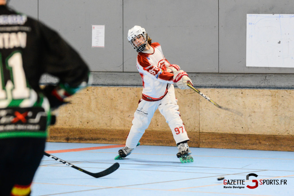 Rollerhockey Ecureuils Vs Pont De Metz Kevin Devigne Gazettesports 30