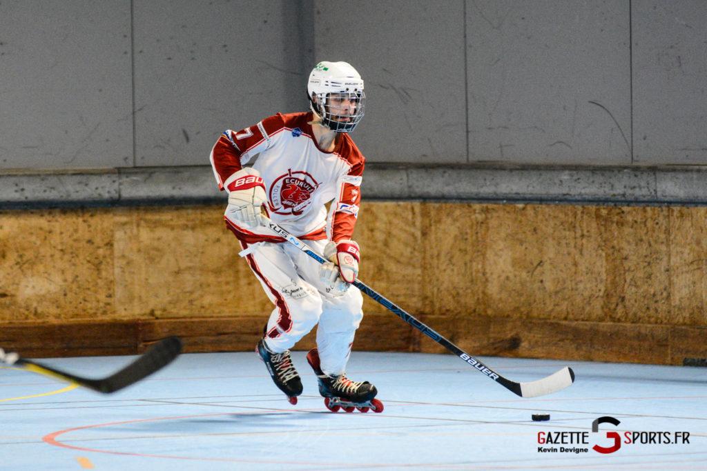 Rollerhockey Ecureuils Vs Pont De Metz Kevin Devigne Gazettesports 32