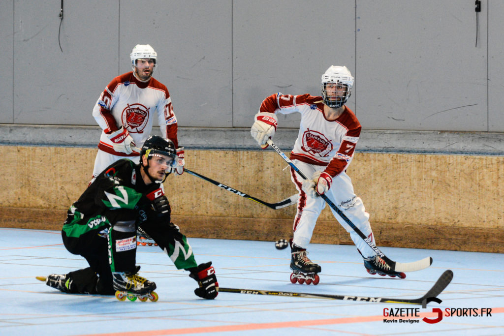 Rollerhockey Ecureuils Vs Pont De Metz Kevin Devigne Gazettesports 33