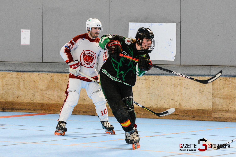 Rollerhockey Ecureuils Vs Pont De Metz Kevin Devigne Gazettesports 37