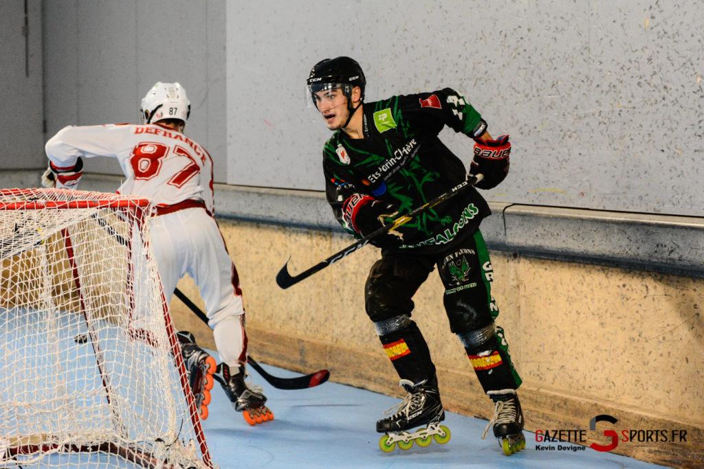 Rollerhockey Ecureuils Vs Pont De Metz Kevin Devigne Gazettesports 38