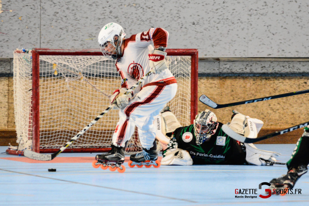 Rollerhockey Ecureuils Vs Pont De Metz Kevin Devigne Gazettesports 44