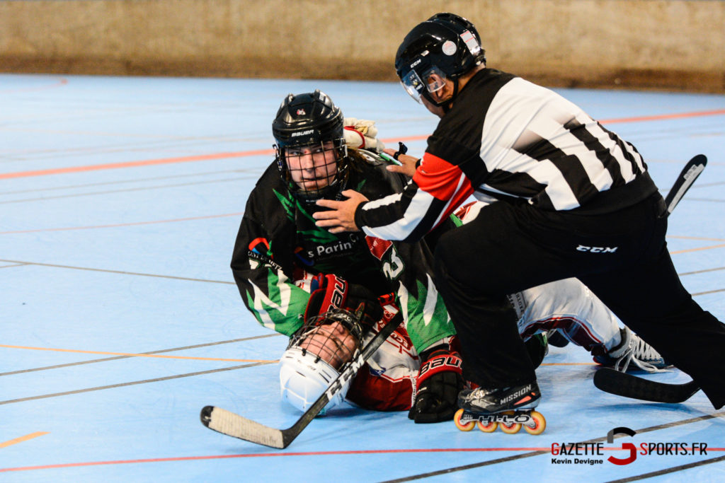 Rollerhockey Ecureuils Vs Pont De Metz Kevin Devigne Gazettesports 50