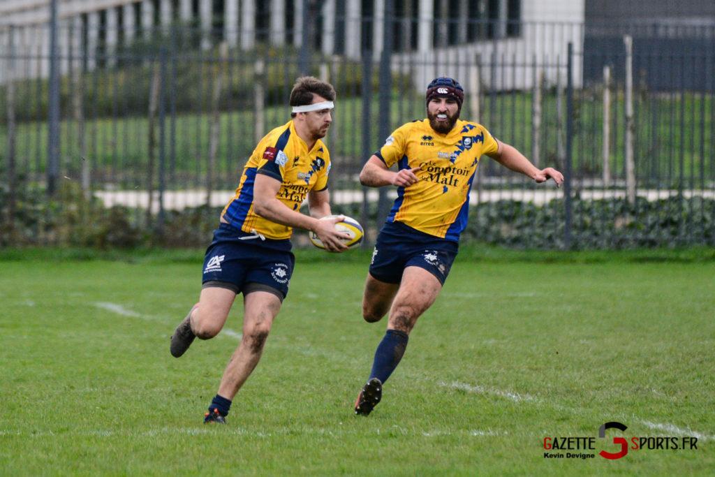 Rugby Amiens Vs Rouen Kevin Devigne Gazettesports 57