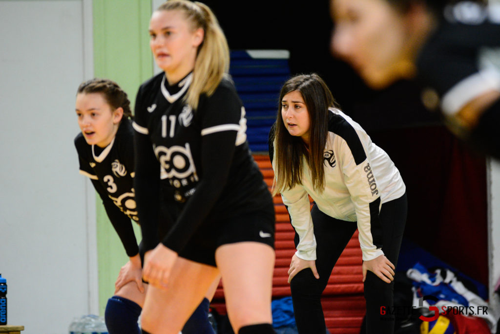 Volleyball Lamvb Vs Rainneville Kevin Devigne Gazettesports 11
