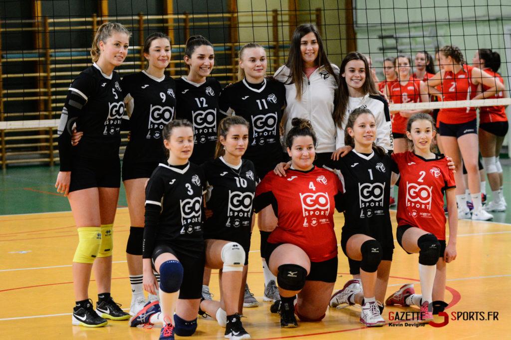 Volleyball Lamvb Vs Rainneville Kevin Devigne Gazettesports 2