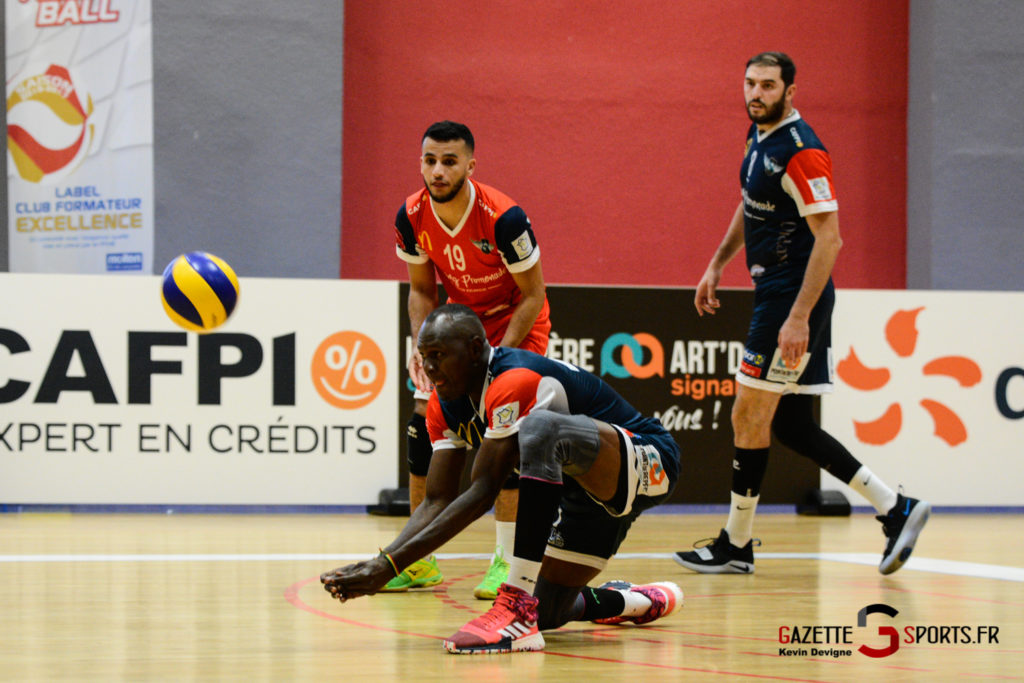 Vollley Ball Amiens Vs Toulouse Kevin Devigne Gazettesports 15