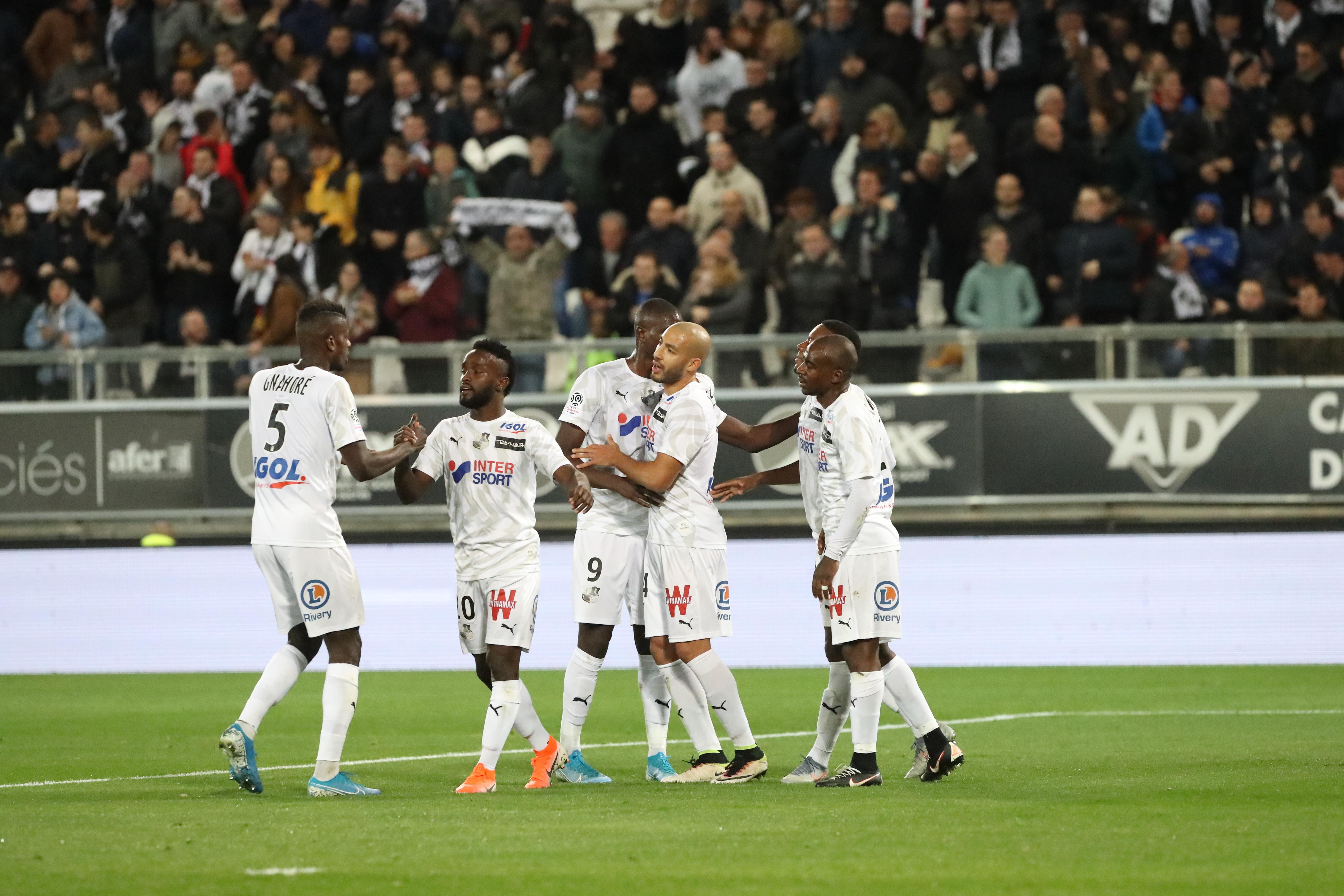 Amiens Sc Stade Brestois