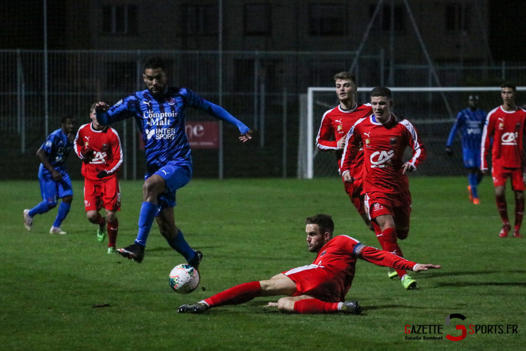 Football Aca Vs Arras Gazettesports Coralie Sombret 10