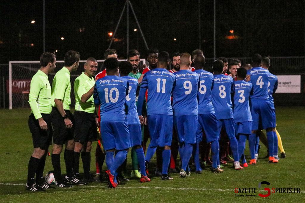 Football Aca Vs Arras Gazettesports Coralie Sombret