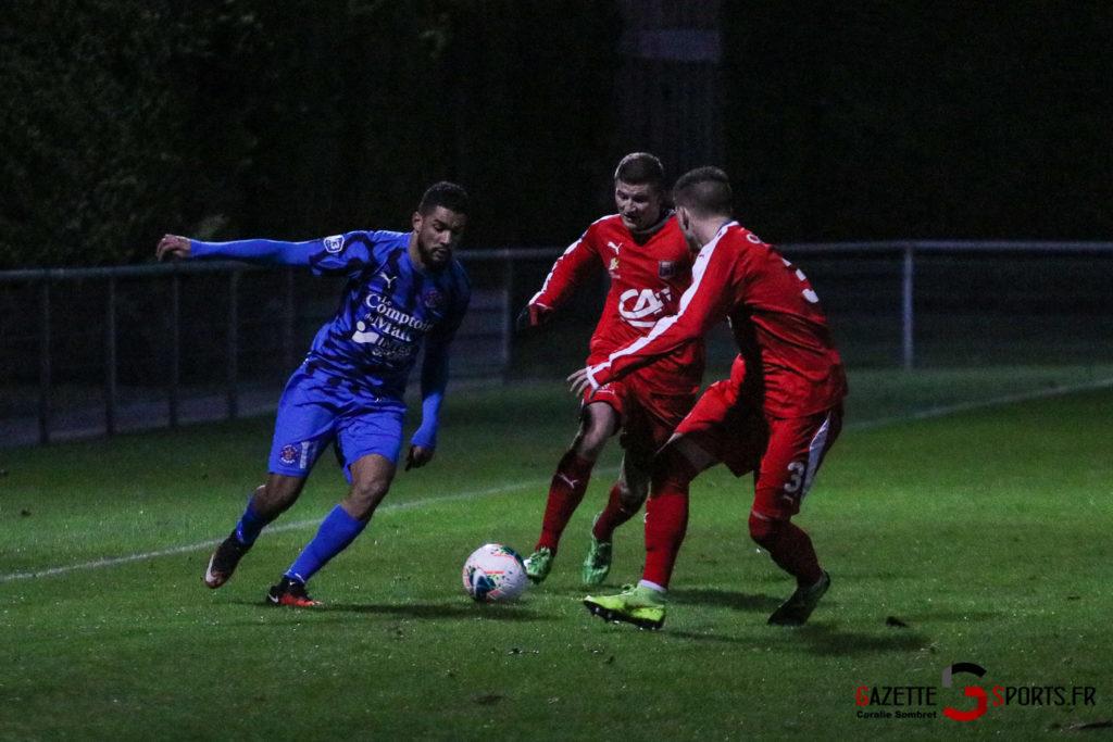 Football Aca Vs Arras Gazettesports Coralie Sombret 12