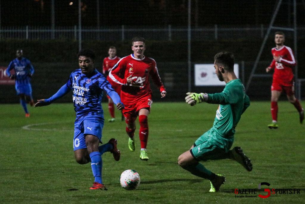 Football Aca Vs Arras Gazettesports Coralie Sombret 14