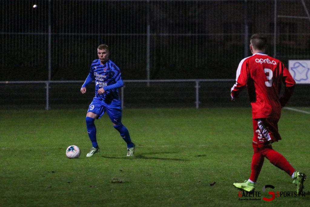 Football Aca Vs Arras Gazettesports Coralie Sombret 16