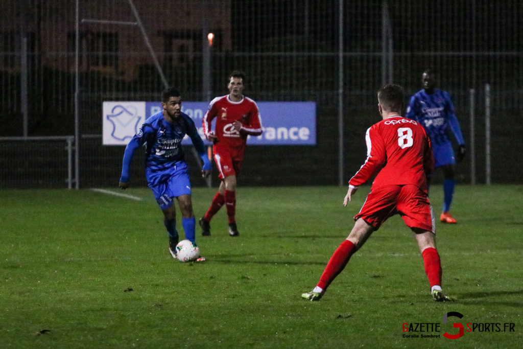 Football Aca Vs Arras Gazettesports Coralie Sombret 21