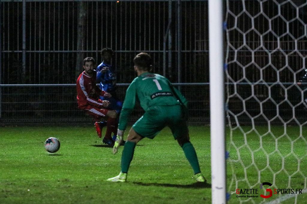 Football Aca Vs Arras Gazettesports Coralie Sombret 22