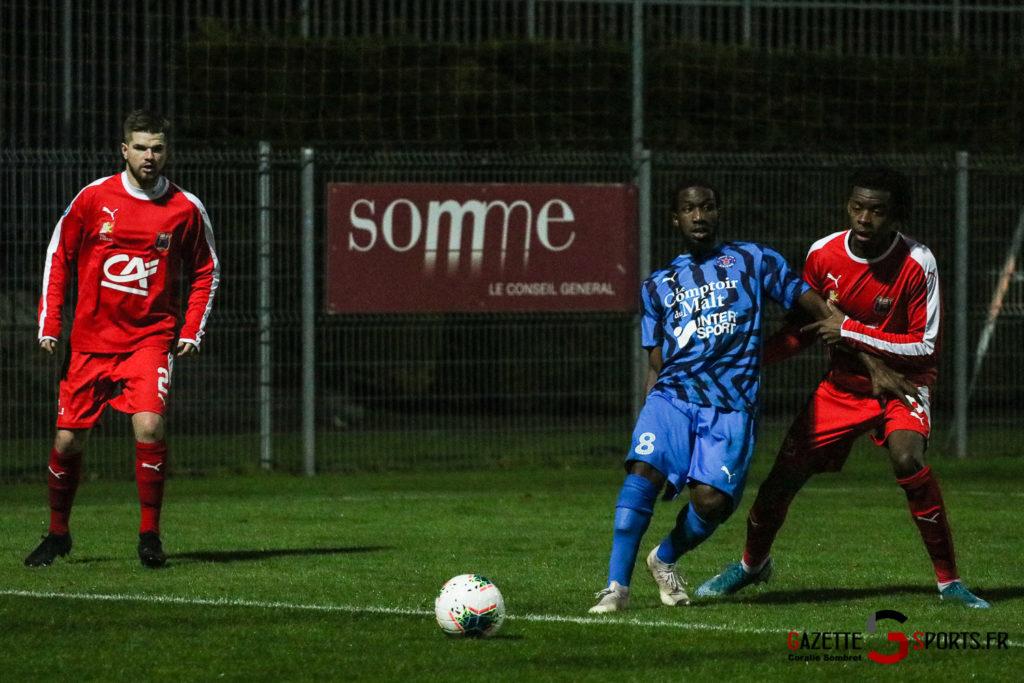 Football Aca Vs Arras Gazettesports Coralie Sombret 23