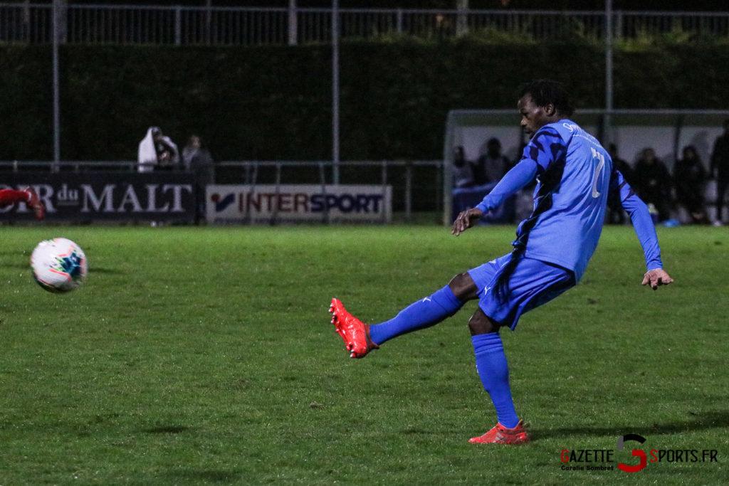 Football Aca Vs Arras Gazettesports Coralie Sombret 24