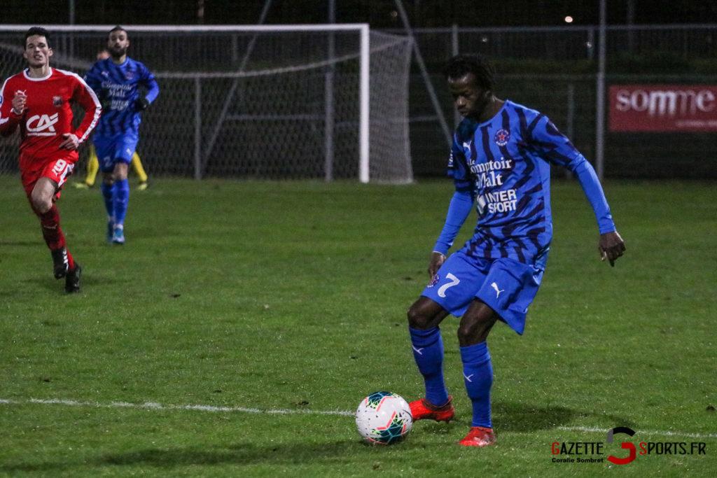 Football Aca Vs Arras Gazettesports Coralie Sombret 28