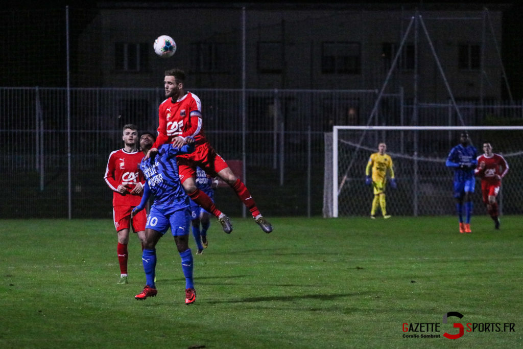 Football Aca Vs Arras Gazettesports Coralie Sombret 4