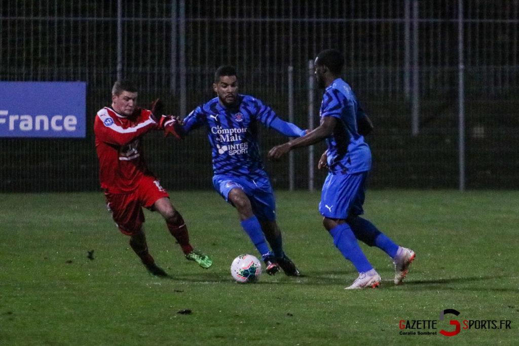 Football Aca Vs Arras Gazettesports Coralie Sombret 8